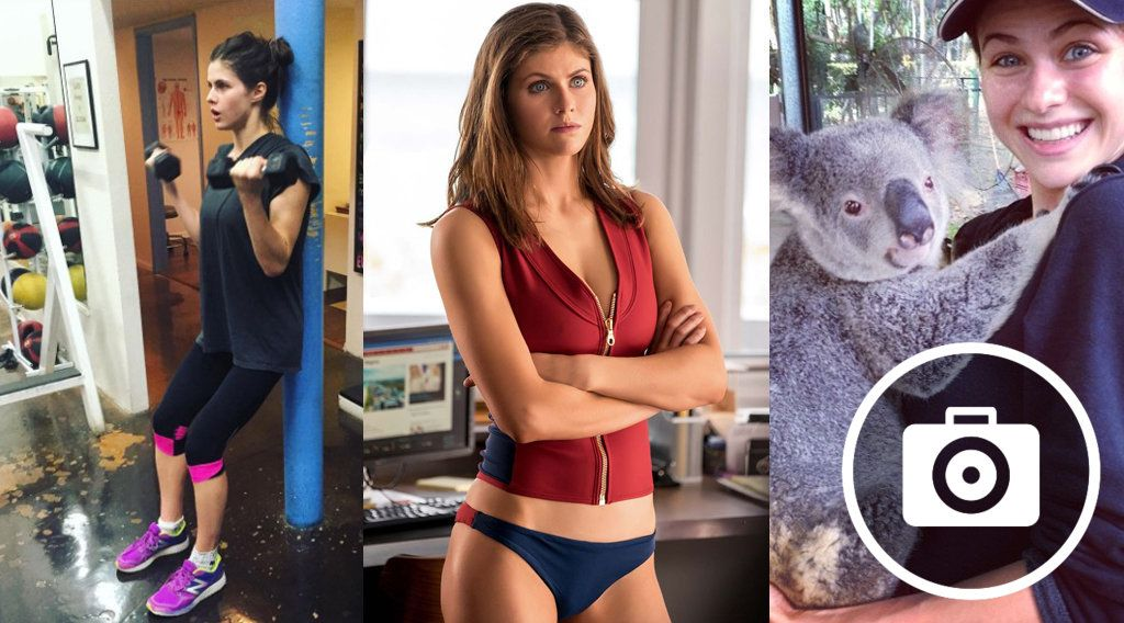 Alexandra Daddario photo en culotte