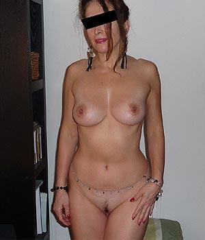 Femme cougar petit cul nue