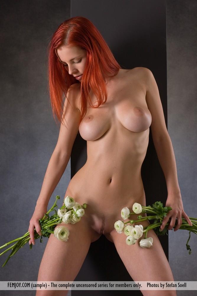 Galerie Femme rousse image nue
