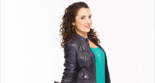 Isabelle Vitari photo latex