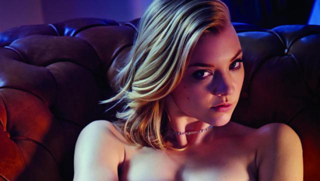 Natalie Dormer entièrement nue